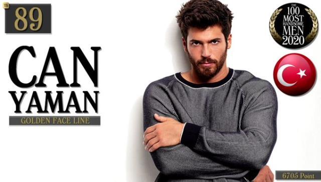 Dünyanın en yakışıklı 100 erkeği açıklandı! Listede 8 Türk oyuncu yer alıyor
