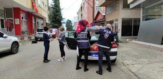 İlçe Emniyet Müdürlüğü: Giresun'da sokak hayvanları sahipsiz kalmadı