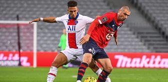 Yusuf Yazıcı: Ligue 1'de Lille, PSG ile berabere kalarak liderliğini sürdürdü