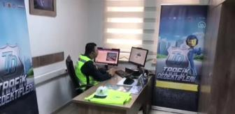 Murat Dilek: Son dakika haberi | Jandarma ekipleri 78 öğrenciye uzaktan trafik eğitimi verdi