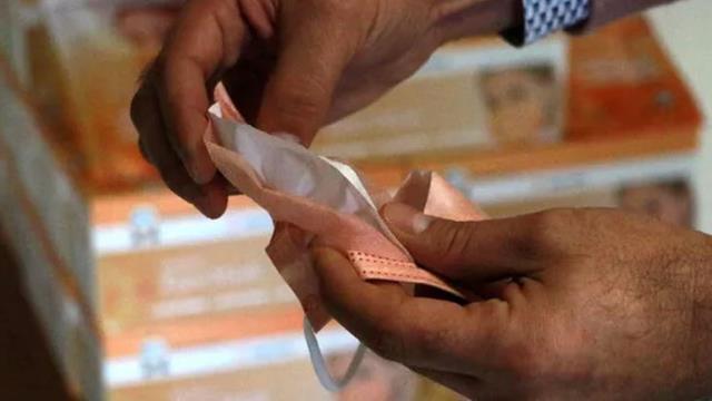 Koronavirüsü yüzde 99.9 oranında öldürdüğü öne sürülen maske Türkiye'de