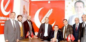 Cengiz Yılmaz: Son dakika haberi: Fatih Erbakan'dan Palandöken Refah'a teşekkür