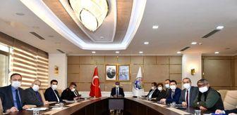 Karatepe: İl Göç Kurulu toplantısı Vali Gürel başkanlığında yapıldı