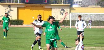 İbrahim Can: TFF 3. Lig: Muğlaspor: 0  Karaköprü Belediyespor: 1