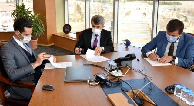 Pazarlar'da üçlü iş birliği protokolü
