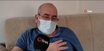 Murat Sarı: 2 kez kalbi duran hasta korona virüsü yendi