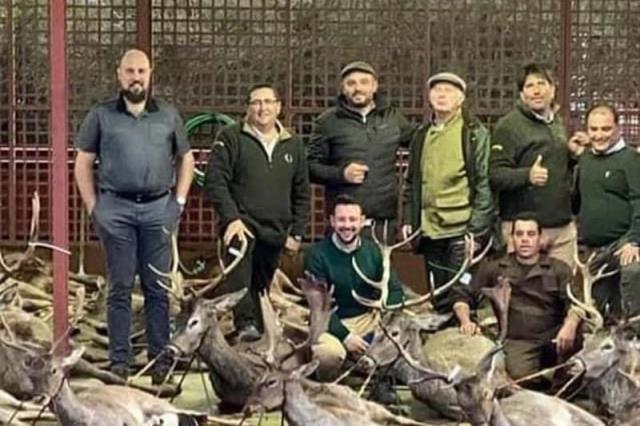 Avcılar, iki günde 540 hayvanı katletti! Sosyal medya ayağa kalktı
