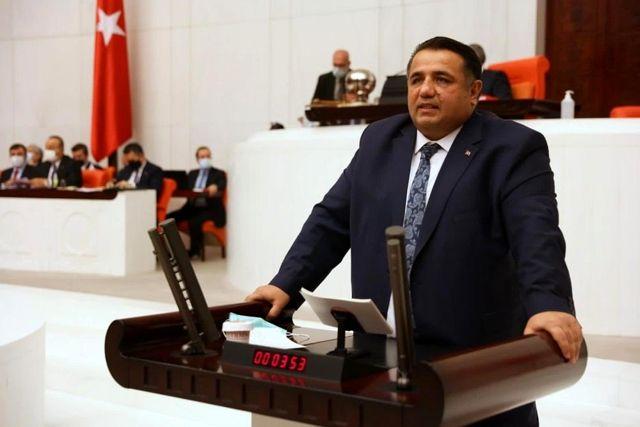 AK Parti Milletvekili Kaya: