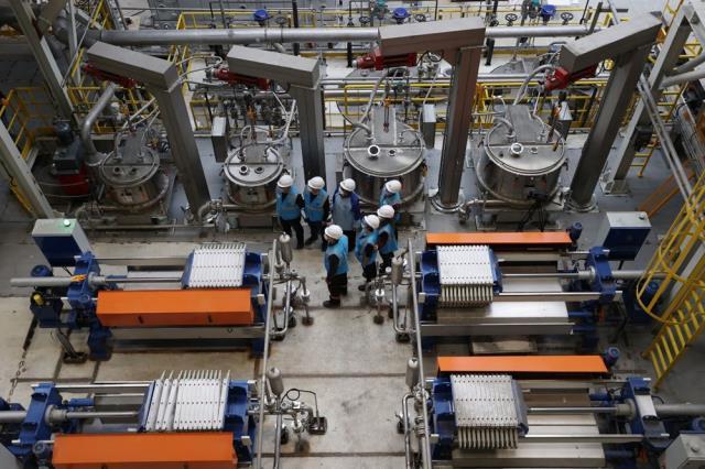 Son Dakika: Cumhurbaşkanı Erdoğan dev projeyi açtı! Türkiye'de ilk kez lityum üretimi gerçekleştirilecek