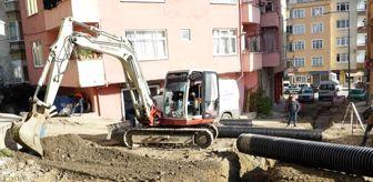 Altınordu Belediyesi: Altınordu Belediyesi, kısıtlama sürecinde nöbetçi ekiplerle sahada