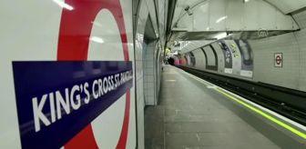 Westminster: Kovid-19 önlemleri nedeniyle metro ve tren istasyonlarına sessizlik hakim