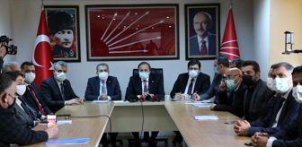 Kadir Aydar: CHP, rüşvetten tutuklanan eski Belediye Başkanı Kadir Aydar'a sahip çıktı