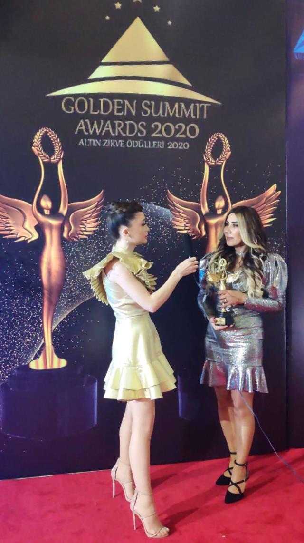 Güzellik uzmanı Nuriye Hagi Atak, başarısını üç ödülle taçlandırdı