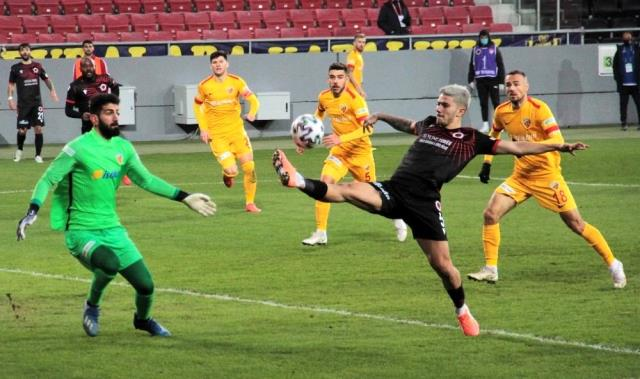 Süper Lig: Gençlerbirliği: 3 - Kayserispor: 2 (Maç sonucu)