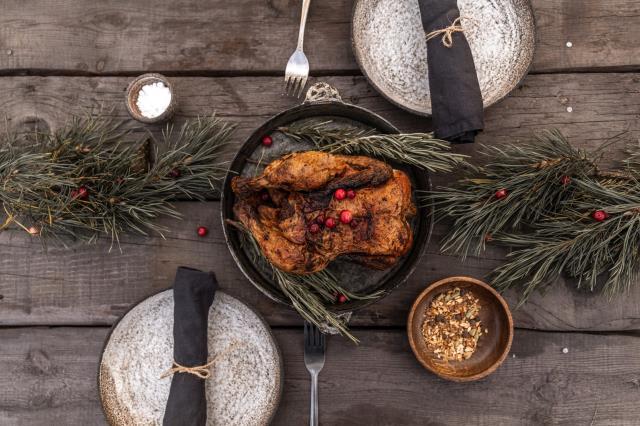 Yılbaşı Sofrası Önerileri | En şık ve en lezzetli evde yapılabilecek Yılbaşı yemekleri!