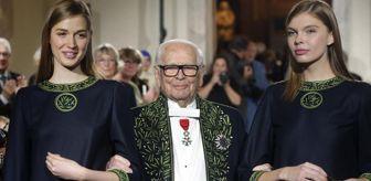 Kızıl Meydan: Pierre Cardin: Moda dünyasında çığır açan Fransız tasarımcı Pierre Cardin 98 yaşında hayatını kaybetti