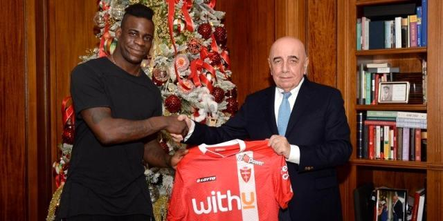 Balotelli, who lost 5 kilos in 20 days, scored in his first game with Monza