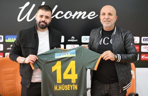 Aytemiz Alanyaspor signed a contract with Hasan Hüseyin Acar