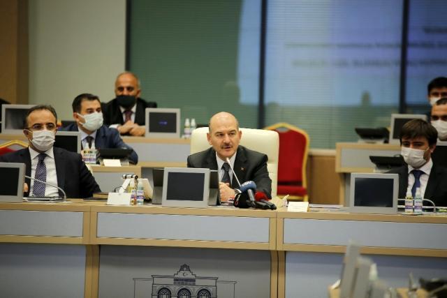 Bakan Soylu tüm operatörlere bağlanacak bir AFAD uygulaması yapılacağını duyurdu