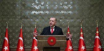 Özdemir Erdoğan: Erdoğan: Milli olmayan milletlerarası olamaz, yerli olmayan evrensel içinde kendine yer bulamaz