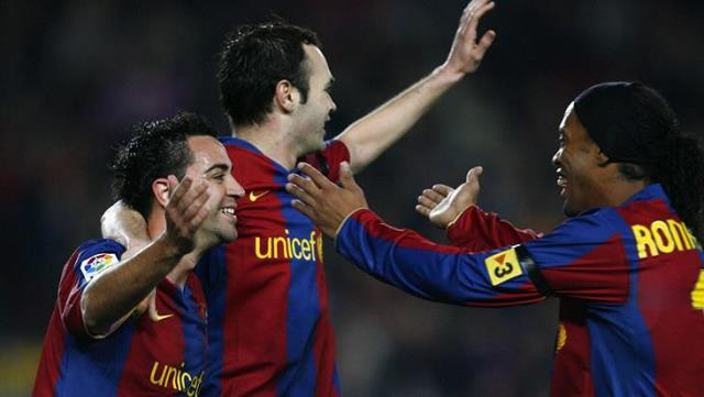 Xavi becomes head of the team if Font becomes president of Barcelona