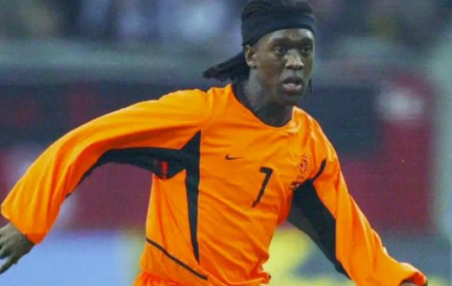 Clarence Seedorf, Netherlands' legendary footballer, enthuses boxing