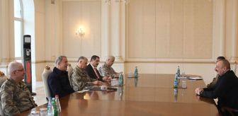 Kars: Aliyev: Azerbaycan'ı Nahçıvan ve Türkiye'ye bağlayacak demiryolu inşasına başlanıyor
