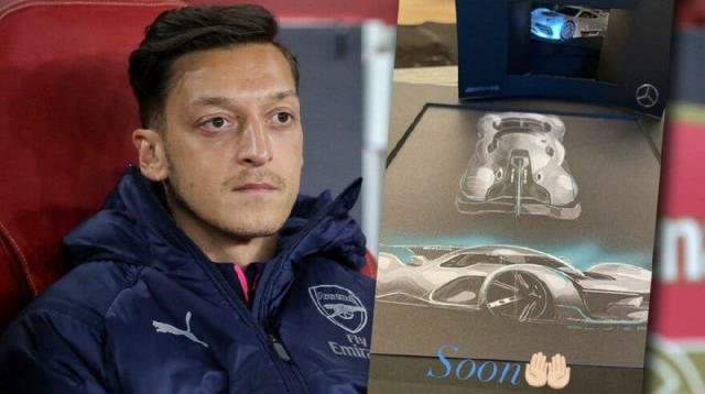 Mesut Özil will pay 3 million euros for only 275 new vehicles
