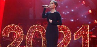 O Ses Türkiye: O Ses Türkiye yılbaşı özel bölümünde Nazlı Çelik'in sahne performansı izleyenlerin ağzını açık bıraktı