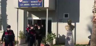 Jasat: Seralardan 8,5 ton demir çaldıkları iddiasıyla 3 zanlı tutuklandı