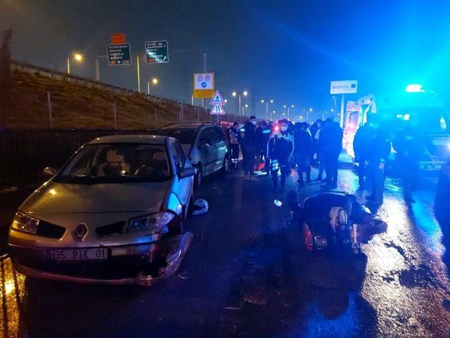 Son Dakika | İzmir'de alkollü sürücü, polis memurunu yaraladı