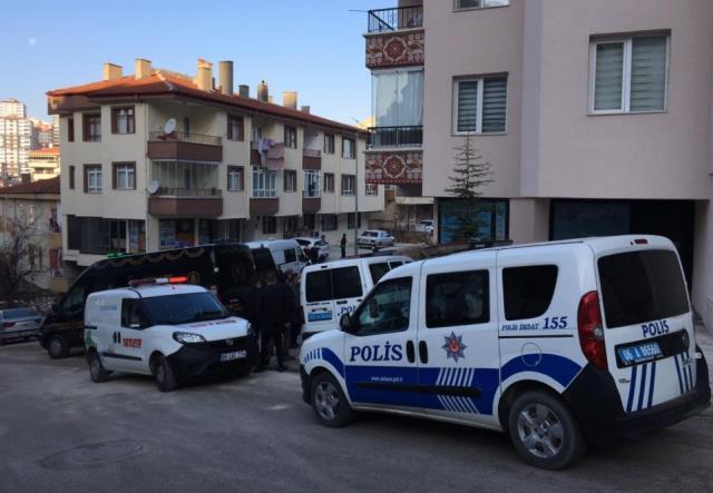 Ankara'da esrarengiz ölümler! Bir binanın garajında 3 gencin cesedi bulundu