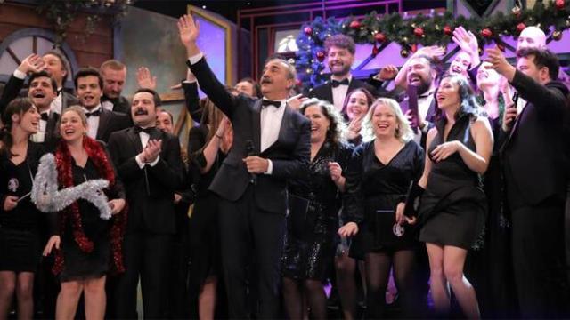 Yılbaşı gecesinin reyting şampiyonu belli oldu! O Ses Türkiye ve İbo Show zirve için yarıştı
