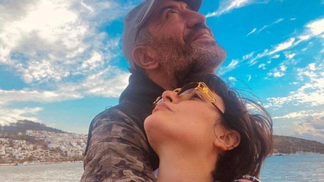Gonca Vuslateri ve Hakan Altun aşkı kısa sürdü! Evlilik haberleri çiftin arasını bozmuş
