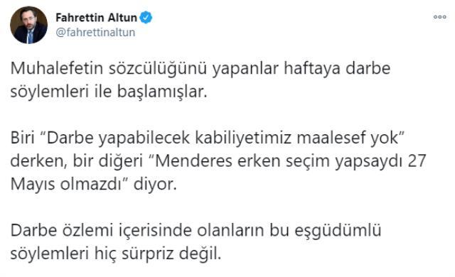 Can Ataklı'dan skandal sözler: Erdoğan'ın gitmesi için çok büyük can kayıplarına yol açacak felaketler lazım