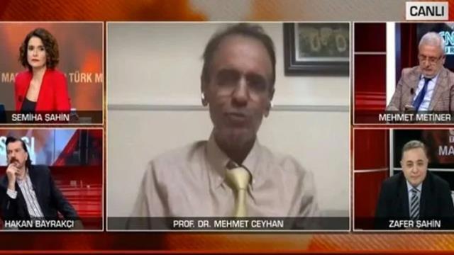 Hakan Bayrakçı: Aralarında Mehmet Metiner'in de bulunduğu 8 korona hastasını 30 saniyede iyileştiren bir ilaç bulundu