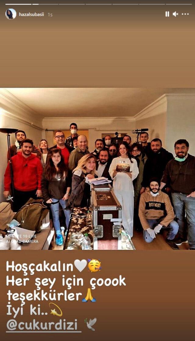 Filiz Taçbaş, Baki Davrak ve Hazal Subaşı, Çukur dizisinden ayrıldı