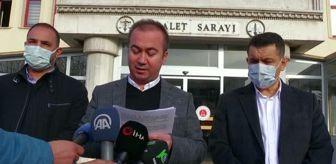 Fikri Sağlar: AFYONKARAHİSAR - AK Parti Teşkilatı'ndan Başbuğ, Sağlar ve Ataklı hakkında suç duyurusu