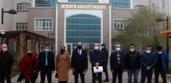 Şanlıurfa Adliyesi: AK Parti'den Başbuğ, Sağlar ve Ataklı hakkında suç duyurusu