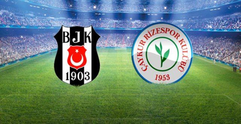 Beşiktaş - Çaykur Rizespor Süper Lig maçı ne zaman, hangi kanalda, saat kaçta başlayacak? Şifresiz mi? Maçın hakemleri kimler?