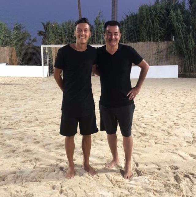 Acun Ilıcalı Mesut Özil confirmed his effort: We can get good news soon