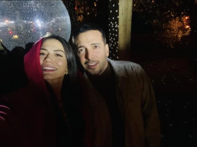 Demet Özdemir, yeni sevgilisi Oğuzhan Koç ile birlikte ilk defa fotoğraf paylaştı