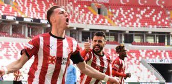 Mustafa Öğretmenoğlu: Demir Grup Sivasspor - Gaziantep FK: 2-1