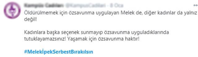 Kendisine ve kızlarına işkence yapan eşini öldüren Melek İpek tutuklandı