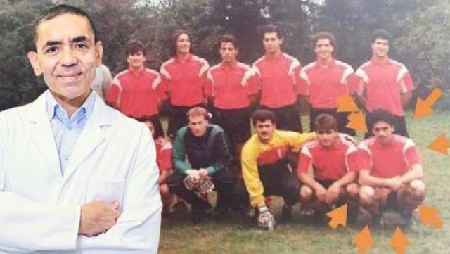 Professor, who is hope to the world with the coronavirus vaccine.  Dr.  Uğur Şahin is an amateur footballer