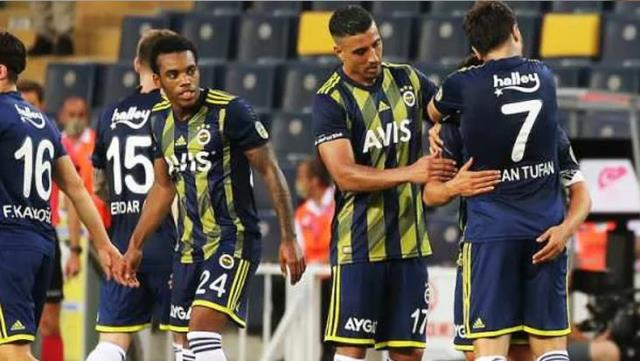Fenerbahçe outlined 3 players: roads are separated with Lemos, Dirar and Ademi