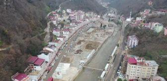 Kazım Zeki Şenlikoğlu: Sel felaketinin yaşandığı Dereli'de ticari hayat büyük ölçüde normale döndü