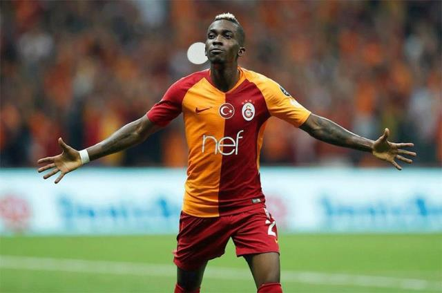 Galatasaray reached agreement with Monaco for Onyekuru