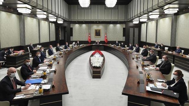 SON DAKİKA! Kabine Toplantısı sonucu! Ulusa sesleniş konuşmasında Erdoğan alınan yeni kararları açıklıyor!