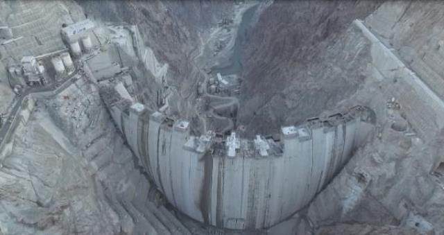 Yusufeli Barajı nerede, hangi ilde? Yusufeli Barajı ve Hidroelektrik Santrali haritadaki yeri neresi? Yapımı tamamlandı mı?